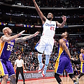 Los Angeles Lakers V Los Angeles by Andrew D. Bernstein