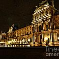 Louvre Museum by Crystal Nederman