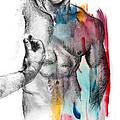 Love Colors 5 by Mark Ashkenazi