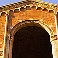 Low Angle View Of Royce Hall by Panoramic Images