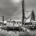 Lowcountry Shrimp Boat by Scott Hansen