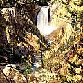 Lower Falls 2 by Marty Koch