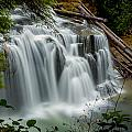 Lower Lewis Falls 2 by Mike Penney