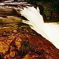 Lower Punchbowl Falls by Jeff Swan