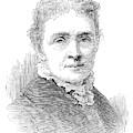 Lucretia Garfield (1832-1918) by Granger