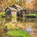 Mabry Mill 2 by Paul Johnson