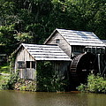 Mabry Mill  by Christiane Schulze Art And Photography
