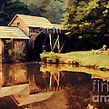 Mabrys Mill by Darren Fisher