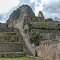 Machu Picchu - 2 by Alan Toepfer