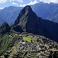 Machu Picchu by JG Photography