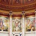 Murals In The Capitol - Madison by Steven Ralser
