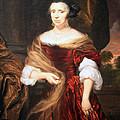 Mae's Portrait Of A Lady by Cora Wandel