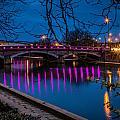 Maidstone Bridge by Dawn OConnor
