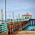 Manhattan Beach Pier by RJ Aguilar