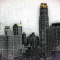 Manhattan View by Madeline Ellis