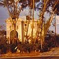 Mansion Landscape by Robert Floyd