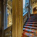 Mansion Stairway by Adrian Evans