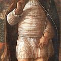 Mantegna's The Infant Savior by Cora Wandel
