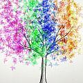 Maple Tree 10 by Syed Bilawal Kamal