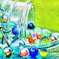 Marbles by Darren Fisher