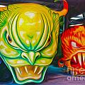 Mardi Gras Devils by Gregory Dyer