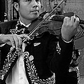Mariachi-violin by Hugh Peralta