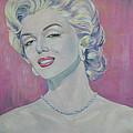 Marilyn by Elena Broach