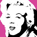 Marilyn Monroe by Juan Molina