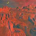 Mars by Richard Dotson