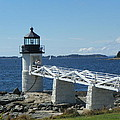 Marshall Point Lighthouse by Joseph Rennie