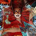 Mascarade by Angelika Drake