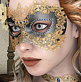 Masquerade Mask by Design Windmill