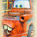 Mater by Ricky Barnard