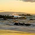 Maui Sunset by Benjamin Reed