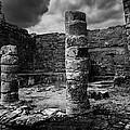 Mayan Ruin by Julian Cook