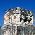 Mayan Ruins by Roy Pedersen