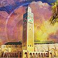 Medina Of Marakkesh by Catf