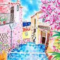 Mediterranean Wind by Hisayo Ohta