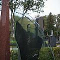 Memorial At Falcos Grave by Frank Gaertner