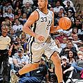 Memphis Grizzlies V San Antonio Spurs by D. Clarke Evans