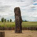 menhir Stone Shepherd by Michal Boubin