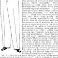 Men's Fashion, 1895 by Granger