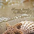 Mermaid Kisses And Starfish Wishes by Regina  Williams