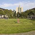 Merwedeplein In Amsterdam by Ronald Jansen