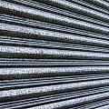 Metal Shutter by Fizzy Image