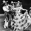 Mexican Folk Dance by Granger