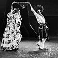 Mexican Folk Dancers by Granger