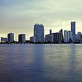 Miami Downtown by Manuel Lopez