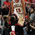 Miami Heat V Chicago Bulls by Jonathan Daniel