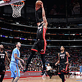 Miami Heat V Los Angeles Clippers by Andrew D. Bernstein